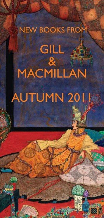 GILL & MACMILLAN AUTUMN 2011