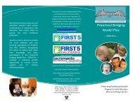 Preschool Bridging Model - Sacramento County Office of Education