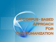 A corpus-based approach for thai romanization.pdf - NAiST