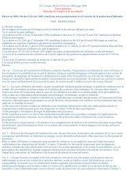 Legifrance, l'essentiel du Droit français - CNRD