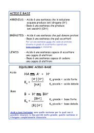Diapositive Equilibri Acido-Base (pdf, it, 4427 KB, 1/9/11)
