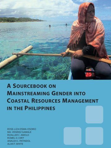 Sourcebook Mainstreaming Gender(online).pdf - CCEF