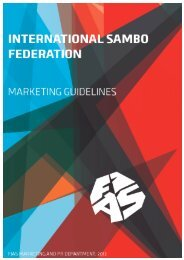 FIAS marketing guidelines