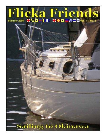 Summer 2006 Vol. 11, No. 2 - Flicka Home Page
