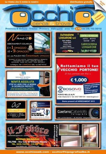 € 1.000 - Occhio
