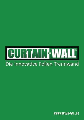 Die innovative Folien Trennwand - BAUSTOFFSHOP.DE