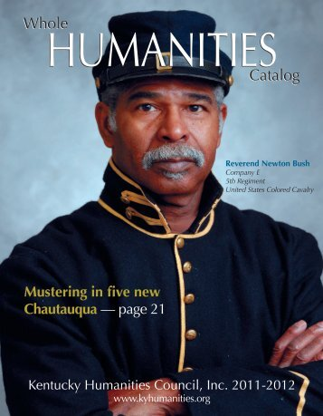 to download the 2011-2012 Whole Humanities Catalog - Kentucky ...