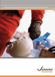 Sécurité sur chantier - Victaulic