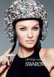 Factsheet Swarovski - Swarovski Kristallwelten