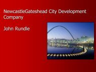 A Local Economic Development Company For Newcastle Gateshead ...