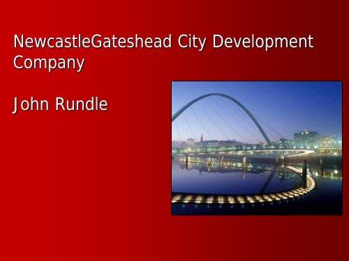A Local Economic Development Company For Newcastle Gateshead ...