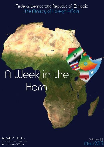 A Week in the Horn (10.05.2013)