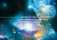 44.1 The Call for New Mission Proposals - ESA