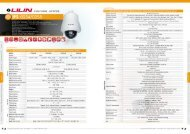 Lilin IPS0254P IP Fast Dome - Network Webcams
