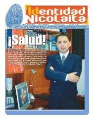El investigador michoacano Carlos Martín Cerda García-Rojas ...
