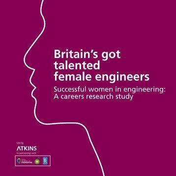 Atkins_Britains got talented female engineers