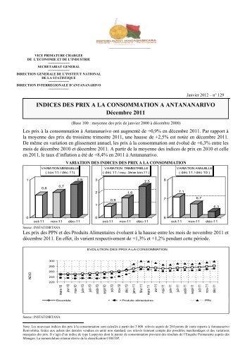 pdf 99 ko - Institut national de la statistique malgache (INSTAT)