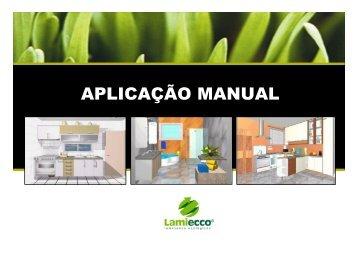 APRESENTAO LAMIECCO_APLICAO MANUAL PASTA