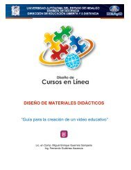 Guía para la creación de un video educativo