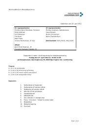 Dagsorden og bilag UU-AO 27.4.12 - Industriens Uddannelser