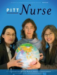 PITT Nurse - School of Nursing - University of Pittsburgh