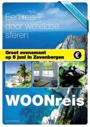 WOONreis - Schoone WOONwensen