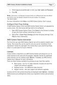 AXIS Camera Station Installation Guide - Axis Communications - Page 7