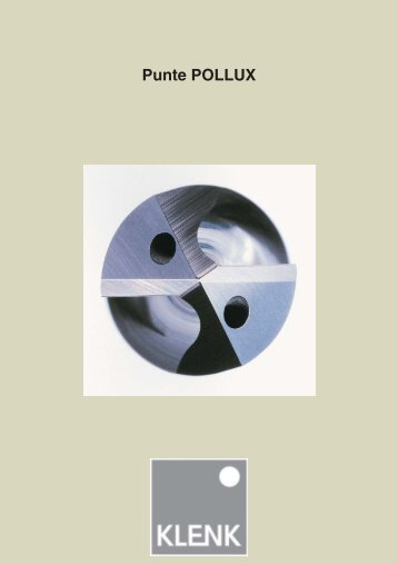 04 PUNTE POLLUX.pdf - SEF meccanotecnica