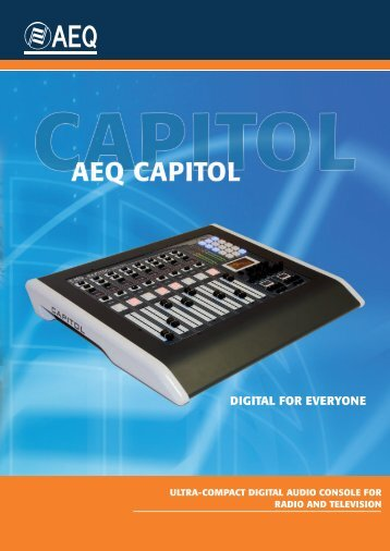Catalog - AEQ International