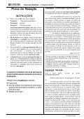 Acesse aqui a prova dos demais cursos - Uniube - Page 3