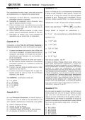 Acesse aqui a prova dos demais cursos - Uniube - Page 7