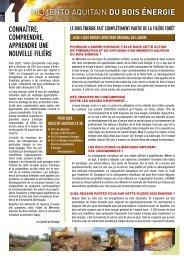 MEMENTO AQUITAIN du Bois énergie - Le Centre Régional de ...