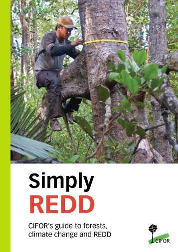 Simply REDD - Center for International Forestry Research