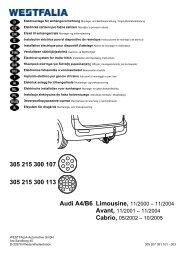 (EBA Audi Q7 f\374r Sicherungstr\344ger Stand 21112005)