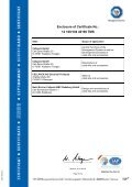 ISO certificat - Cellpack Electrical Products - Page 2
