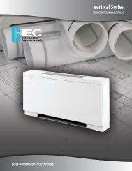 Vertical Series Technical Catalog - IEC International Environmental