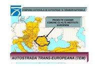 AUTOSTRADA TRANS-EUROPEANA (TEM) - Realitatea.net