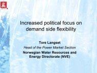 Increased political focus on demand side flexibility - IEA Demand ...