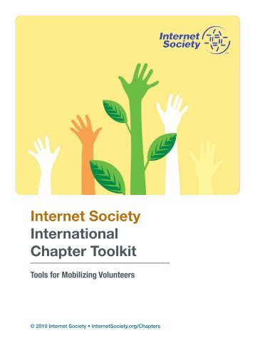 Volunteer Toolkit - Internet Society