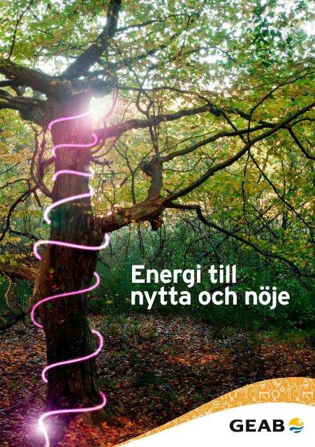 Läs mer om Energi här! - Gotlands Energi