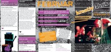 Februar 2012 - Kreativfabrik Wiesbaden