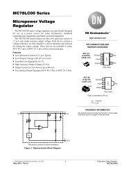 MC78LC00 Series Micropower Voltage Regulator - Es.co.th