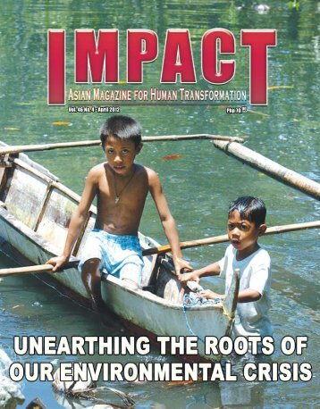 Php 70.00 Vol. 46 No. 4 • April 2012 - IMPACT Magazine Online!