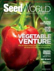 February 2013 - Seed World