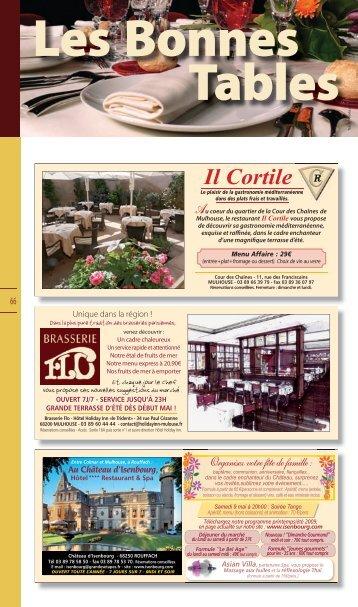 Il Cortile - JDS.fr