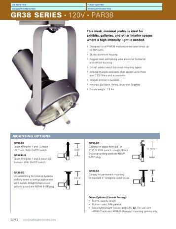 Gr38 - Lighting Services Inc
