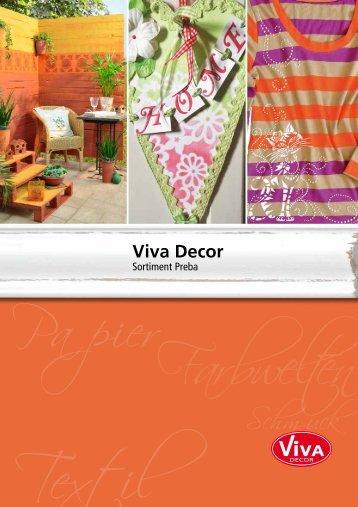 Viva Decor - Home