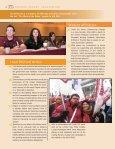 The Work of the Union - Spring 2011 - Ontario Nurses' Association - Page 2