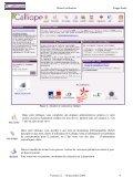 Manuel utilisateur Calliope - Fregif - Page 4