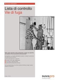 """Suva, """" Lista di controllo: Vie di fuga - Laboratorio Polizia Democratica"""